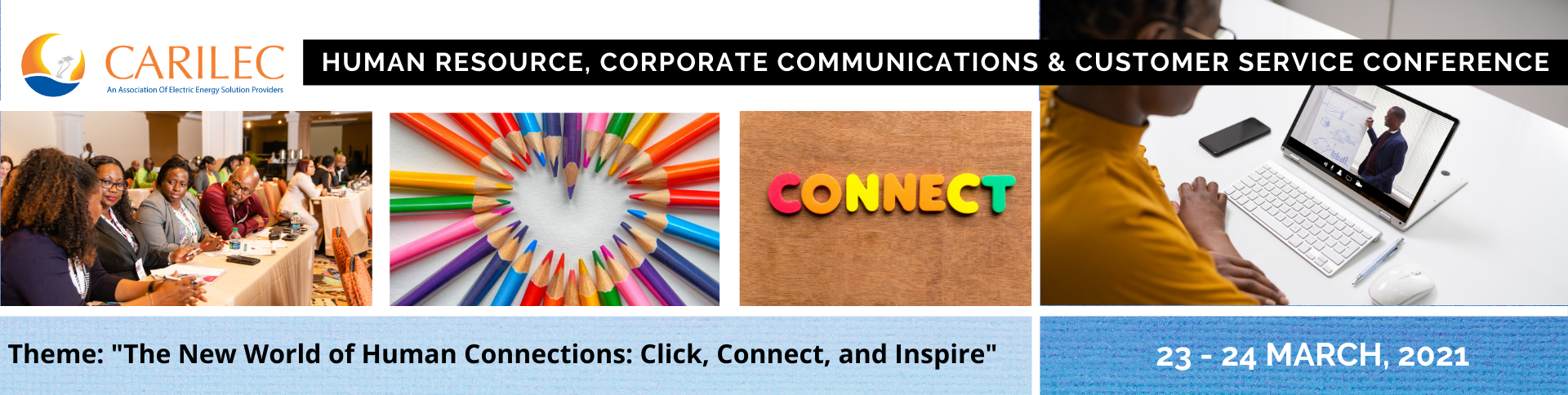 HR, Communications and Customer Service Conference