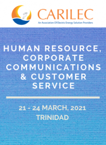 Human Resources, Corporate Communications and Customer Service (Promoting Gender Diversity in the Workplace) 2020