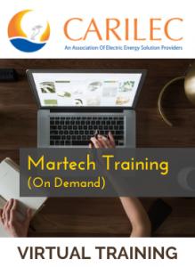 Martech On-Demand Webinar Training