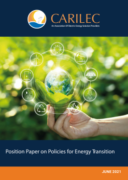 CARILEC Position Paper on Policies for Energy Transition- June 2021-01